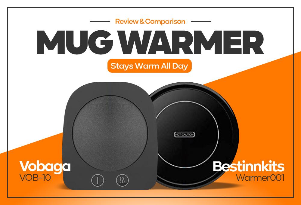 Thin Walled Mug Warmer - Vobaga VOB-10 vs Bestinnkits Warmer001