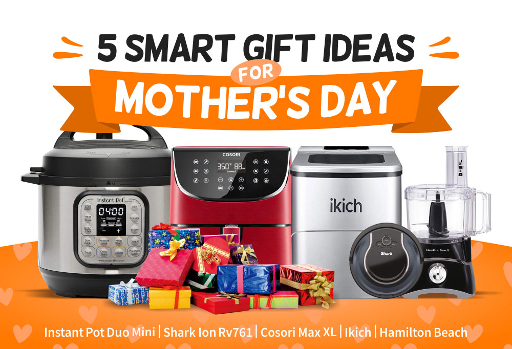 5 Smart Gift Ideas for Mother
